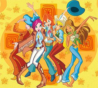 Winx club игры для девочек винкс винкс